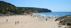 Areal, Praia do Zavial