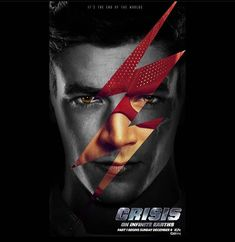 The Flash - Crisis On Infinite Earths Dc Comics, Flash Comics, Series Dc, Flash Tv Series, The Flash Poster, Ready Player One Movie, O Flash, The Flash Art, Hero Arts