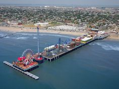 Pleasure Pier - Galveston, Tx.
