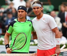 Rafael Nadal is the best player I´ve ever seen in my life: David Ferrer