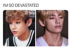 Trendy Ideas For Memes Heart Taehyung Bts Taehyung, Bts Bangtan Boy, Namjoon, Kim Taehyung Funny, Suga Suga, Bts Jimin, K Pop, V Smile, Boy Band