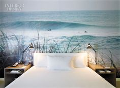 ocean themed bedroom
