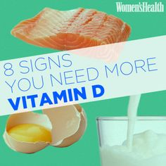 8 Signs You Need To Be Getting More Vitamin D