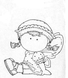 tilda coloring page bing images