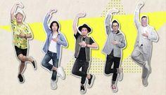 「おそ松さん」ロックスターが「シェー!」ポーズ!? MVではしゃぐ大物ミュージシャンたち 1枚目