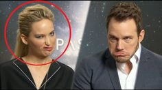 Top Ugly Challenge: Jennifer Lawrence & Chris Pratt Make Funny Faces | JLaw & Chris Pratt Made Mess