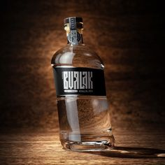 Timur Saberov, Unblvbl - Burlak Vodka (Concept) — World Packaging Design Society / 世界包裝設計社會 / Sociedad Mundial de Diseño de Empaques Beverage Packaging, Bottle Packaging, Brand Packaging, Food Packaging, Alcohol Bottles, Vodka Bottle, Drink Bottles, Whisky, Strong Drinks