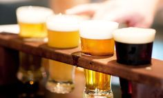 [Top 10 Daily #Deals Erie, PA] $13.00 (Save 50%) on Up to 50% Off Beer Flights at Lavery Brewing Company
