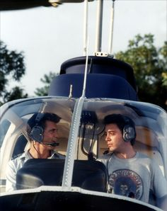Air America (1990) - Mel Gibson and Robert Downey Jr.