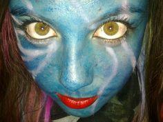 jeden modrej blazen