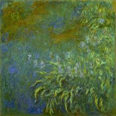 Iris - Claude Monet - The Athenaeum