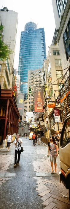 Streets of Hong Kong | In #China? Try www.importedFun.com for award winning #kid's #science |