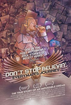 Don't Stop Believin': Everyman's Journey: A documentary on Arnel Pineda, who was plucked from YouTube to become the new singer for the rock & roll band, Journey. Available on Netflix.