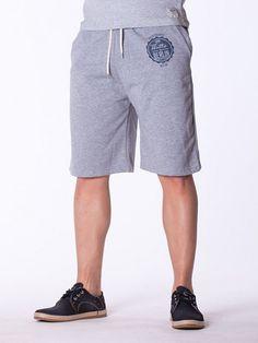 Pantaloni scurti barbati Berlin gri Gym Men, Berlin, Sport, Design, Fashion, Moda, Deporte, Fashion Styles, Excercise
