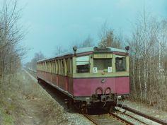 1978 Unterwegs nach Dueppel bei Zehlendorf Sued....