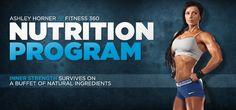 Fitness 360: Ashley Horner, Fitness Forward: Nutrition
