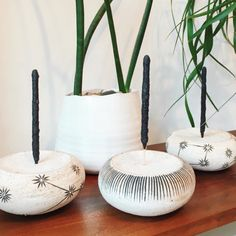 Handmade in Brooklyn, @mquanstudio ceramics make lovely home decor! A selection is available in our Berkeley, SoHo, and Brooklyn shops
