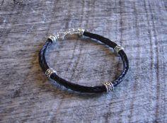B-# Textured bead
