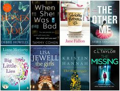 With Love for Books: Eight Gripping Books Giveaway