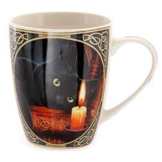 Witching Hour bone china mug by Lisa Parker available from http://stores.ebay.com.au/Mystic-Realm