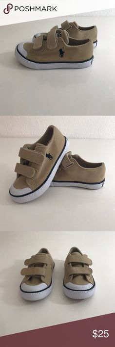 5b99ab0f398 POLO RALPH LAUREN shoes for boy size 8 toddler Excellent condition It was  used only 2