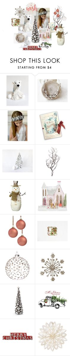 """""""Christmas gifts"""" by vualia ❤ liked on Polyvore featuring Amara, Cody Foster & Co., Decoris and Cultural Intrigue"""