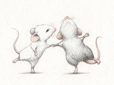 * qui aimait danser.......*