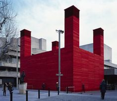 Richard #Rogers Honoured at New London Awards