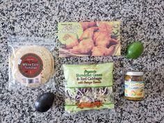 Trader Joe's Tuesday: Coconut Island Shrimp Tacos Trader Joes Vegetarian, Trader Joes Food, Vegetarian Recipes, Healthy Recipes, Trader Joe Meals, Healthy Meal Prep, Healthy Snacks, Healthy Eating, Clean Eating