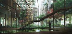 Eco-luxury 1hotel by Kengo Kuma