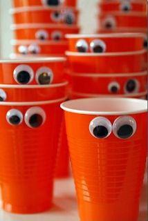 maripepa: 5 ideas fáciles para una fiesta de Halloween