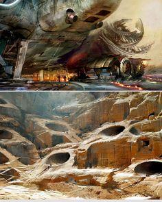 Conheça o inspirador estilo de Daniel Dociu | THECAB - The Concept Art Blog