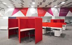 Martex Workstyle Projects: Babson College - Jeddah, KSA #office #madeinitaly #design #archilovers