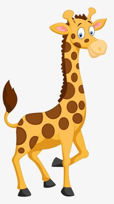Banner Black And White Jungle Animals Clipart - Giraffe Clipart { - Free Cliparts on ClipartWiki Jungle Theme Birthday, Jungle Party, Safari Theme, Safari Animals, Baby Animals, Cute Animals, Cartoon Jungle Animals, Animal Drawings, Cute Drawings