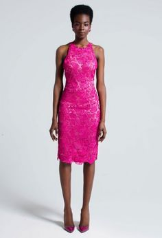 Pink dress from Senegalese designer Sophie Zinga from summer 14 Africa Fashion, Pink Dress, Afro, Creations, Spring Summer, Formal Dresses, Style, Collections, African