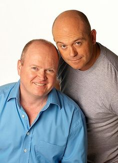Phil and Grant Mitchell
