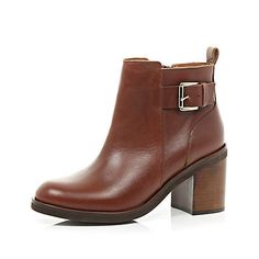I'm shopping Tan block heel ankle boots in the River Island iPhone app. Block Heel Ankle Boots, Heeled Boots, Shoe Boots, Shoe Bag, Shoes, Shoe Shoe, River Island Heels, Fight Club, Boots