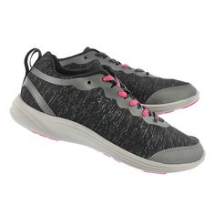 Lds Fyn blk arch support running shoe