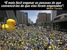 *Por Via Das Dúvidas*: Cadê Os Coxinhas? * Antonio Cabral Filho - RJ