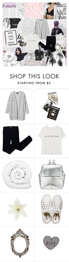 """it's a consequence of love"" by roxymarie ❤ liked on Polyvore featuring xO Design, Chanel, Monki, Assouline Publishing, Tory Burch, MANGO, Brinkhaus, Kin by John Lewis, Clips and Henri Bendel"