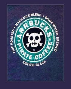 The Barnacle blend served hot and crotch burnin' hot... don't spill it.