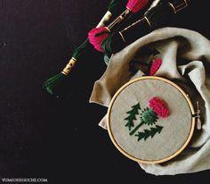 thistle by yumiiko higuchi