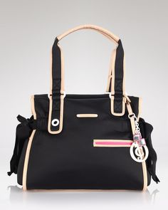 Ms. Daydreamer Neoprene Satchel by Juicy Couture