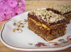 Reteta culinara Desert prajitura Simi din categoria Prajituri. Cum sa faci Desert prajitura Simi