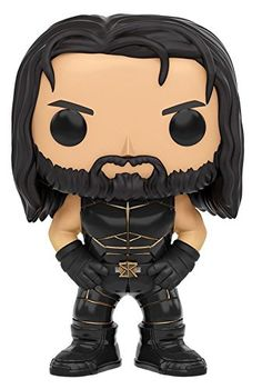 Funko POP WWE Seth Rollins Action Figure * Click image to review more details.Note:It is affiliate link to Amazon.