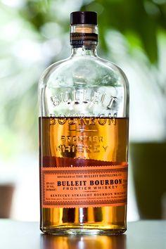 Bulleit Bourbon, Frontier Whiskey.