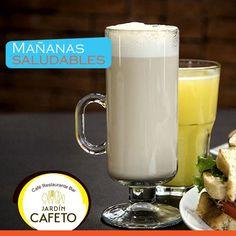 En Cafeto, te esperamos  a almorzar con un Té Chai  y un fresco jugo de naranja