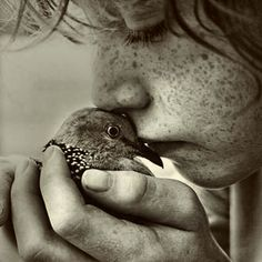 so many fragile things - BirdBoy Avatar Images, Beautiful Freckles, Angel Kisses, Without Borders, Feelings And Emotions, Instagram Feed, Rings For Men, Creatures, Puppies