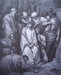Doré. Le Christ aux supplices.