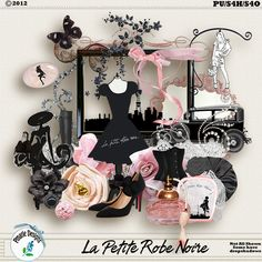 La Petite Robe Noire- Elements